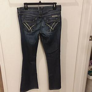Womens Jean's, William Last